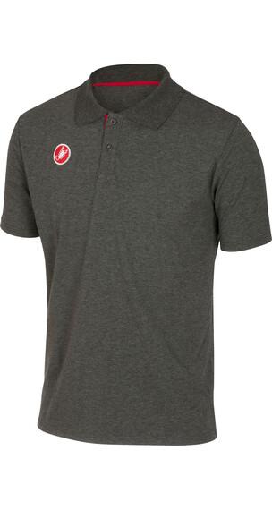 Castelli Race Day - T-Shirt Homme - gris